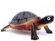 Черепаха резиновая 18 см земноводная
