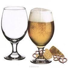 Набор пивных бокалов Pasabahce Бистро 375мл*6 44417
