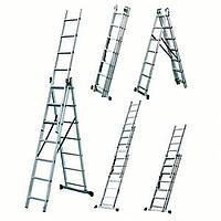 Универсальная лестница Werk LZ3208B 3х8 (35274)
