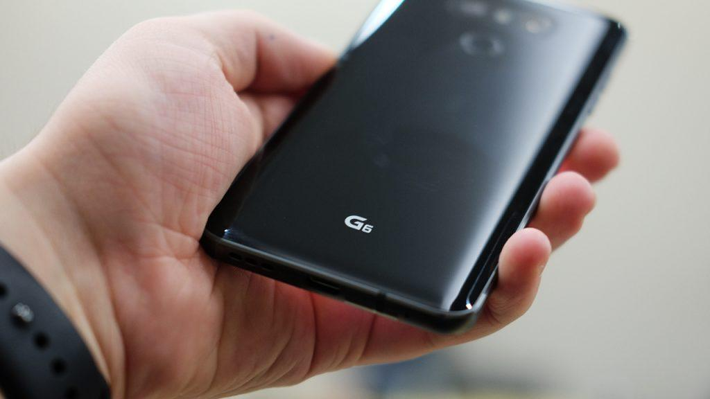 e15b4e615bd16 Смартфон LG G6 Black, цена 4 999 грн., купить в Виннице — Prom.ua  (ID#753802334)