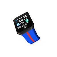 Умные смарт часы Smart Watch B07 Blue