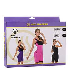 Комбинезон спортивный для тренировок Hot Shapers Neoprene Bodysuit  + ПОДАРОК: Настенный Фонарик с регулятором, фото 2