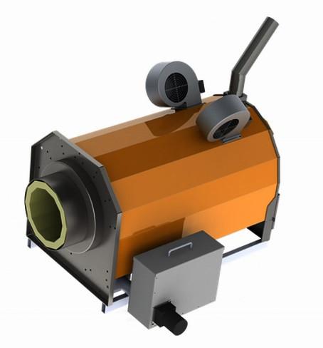 Горелка для пеллетного котла (факельный тип) Eco-Palnik UNI MAX PERFECT 100 кВт (Польша)