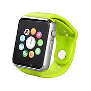 Часы наручные Smart Watch A1 Зеленые