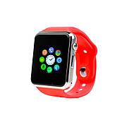Часы наручные Smart Watch A1 Красные