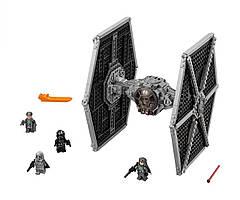 """Конструктор Bela 10900 """"Имперский истребитель Сид (TIE)"""" (аналог Lego Star Wars 75211) 550 деталей KK"""