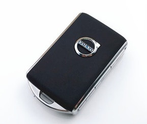 USB флешка 16GB в виде ключа зажигания Volvo Вольво + Подарочная Коробочка