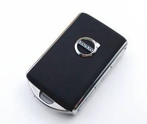 USB флешка 16GB в виде ключа зажигания Volvo Вольво + Подарочная Коробочка, фото 2