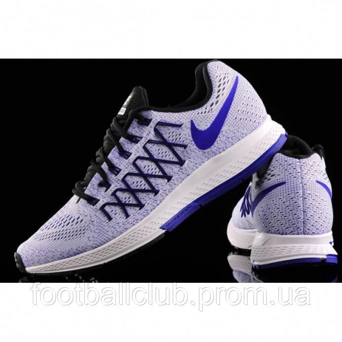Кроссовки Nike Air Pegasus 32 White / Blue 749340-100