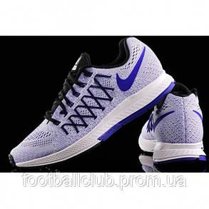 Кроссовки Nike Air Pegasus 32 White / Blue 749340-100, фото 2