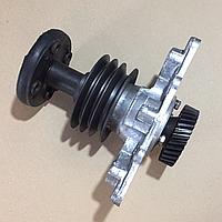 Привод вентилятора МАЗ (ЕВРО-2) без гидромуфты с постоянным приводом