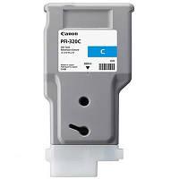 КАРТРИДЖ CANON PFI-320C ДЛЯ TM200/300, CYAN, 300 мл (2891C001)