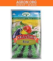 Хелатин Моно Бор комплексне концентроване микроудобрение Україна 50 мл , фото 1