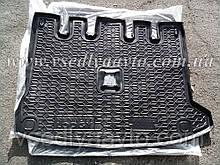 Коврик в багажник RENAULT LODGY с 2018 г. раздельная сидушка (AVTO-GUMM) полиуретан