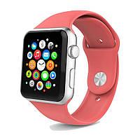 Ремешок xCase для Apple Watch Sport Band 42/44 mm Light Coral (M)
