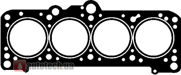 Про-ка головки Audi/VW 1.6/1.8 E 61-25745-40