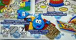 Водная раскраска AQUA PAINTER (Грузовик, Щенок, Котенок, Мишка) (AQP-01-04), фото 7