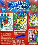 Водная раскраска AQUA PAINTER (Грузовик, Щенок, Котенок, Мишка) (AQP-01-04), фото 8
