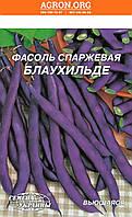 Блаухильде семена вьющейся фасоли Семена Украины 15 г, фото 1