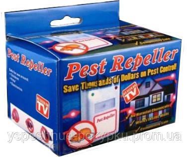 Электромагнитный отпугиватель домашних грызунов и насекомых — паразитов «Pest repeller»