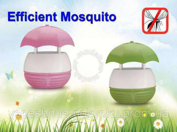 Лампа убийца комаров Efficient Mosquito Killer