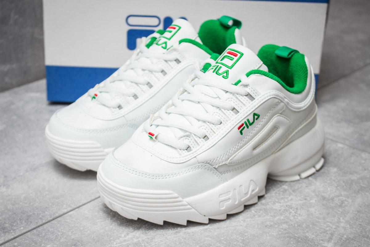 2857fd4bacee0f Женские кроссовки в стиле Fila Disruptor 2, белые , цена 2 790 грн ...