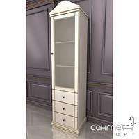 Мебель для ванных комнат и зеркала Ваша Мебель Напольный пенал Ваша Мебель Прима 130 бежевый