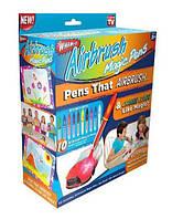 Воздушные фломастеры Airbrush Magic Pens.