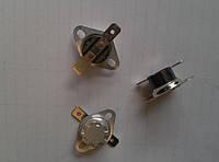 Отсекатель термозащита KSD301 /или KSD303/ защитный аварийный 10А / 250V -  от 60 до 180°С (в ассортименте), фото 1