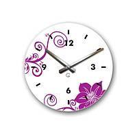 Настенные часы Нежная орхидея
