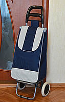 Уценка! Хозяйственная сумка - тележка на колесиках, фото 1