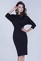 Офисное стильное  платье от производителя