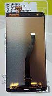 Дисплей LCD + тачскрин Oneplus One сенсор оригінал