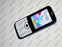 "Телефон Nokia J9100 Белый - 2Sim + 2,4"" + Bluetoth + Camera, фото 1"