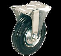 Колесо промышленное неповоротное д-100 мм