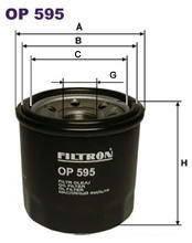 Фильтр масляный ОР 595