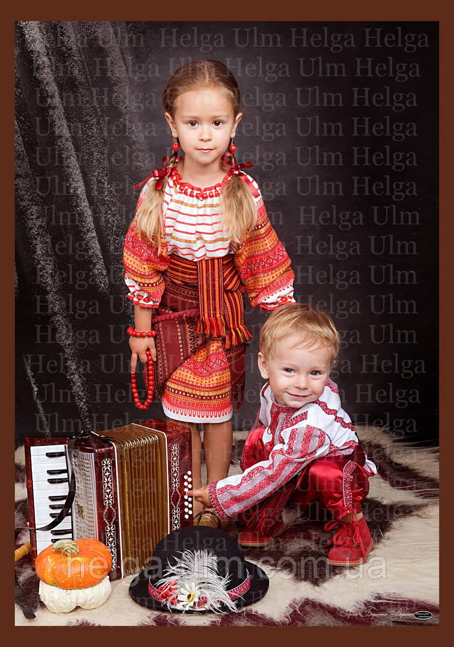 Український костюм для маленького хлопчика