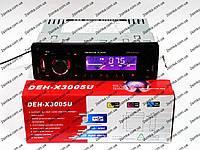 Автомагнитола Pioneer DEH-X3005U - USB+SD+FM+AUX , фото 1