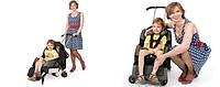 Детское атокресло - коляска Sit'n'Stroll на сайте ТЕПЛОТА & УЮТ
