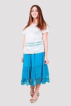 Хлопковая юбка, фото 3