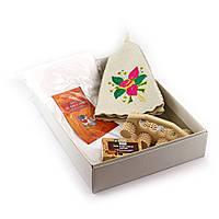 Подарочный набор для сауны Sauna Pro №12 Цветок (N-144)