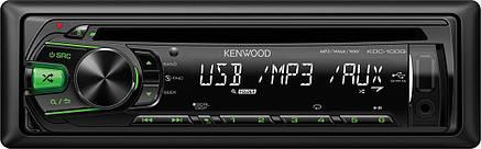 CD/MP3-автомагнитола Kenwood KDC-100Q, фото 2