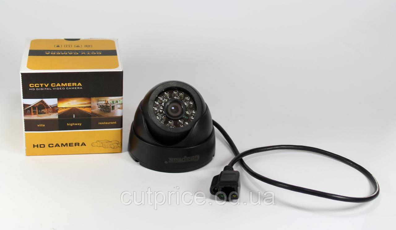 Камера CAMERA 349 IP 1.3 mp комнатная (100)в уп. 100шт