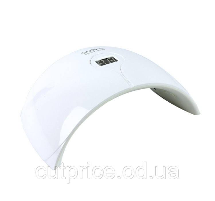 Лампа для ногтей Beauty nail 9S FD88-1 + lcd (30)в уп.30шт