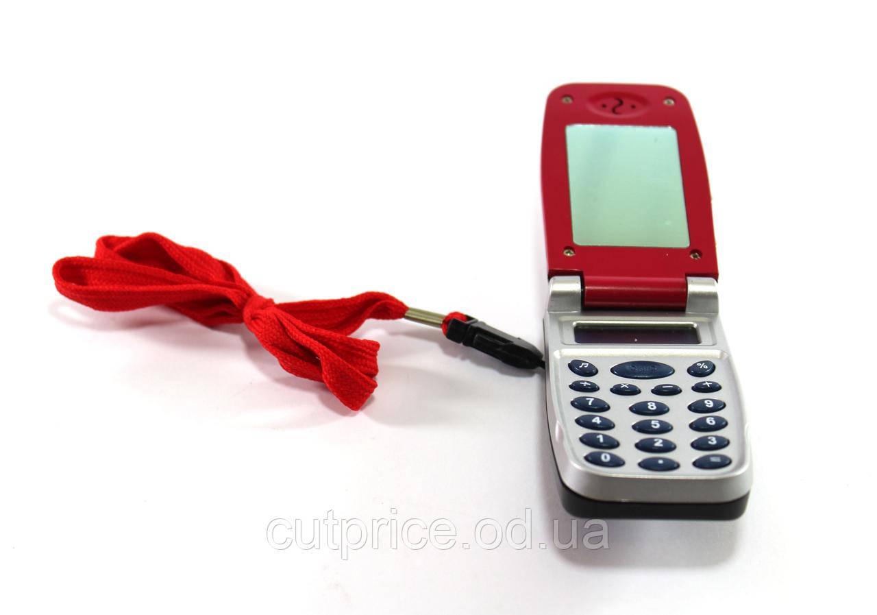 Калькулятор KK 2606 A (під заміну акб) (400) в уп.200 шт.