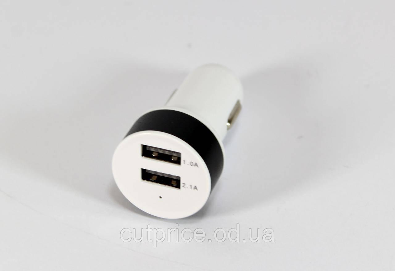 Адаптер CAR USB 004/0041 (1000) 50шт/уп.