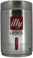 Кофе молотый ILLY Moka 250г.