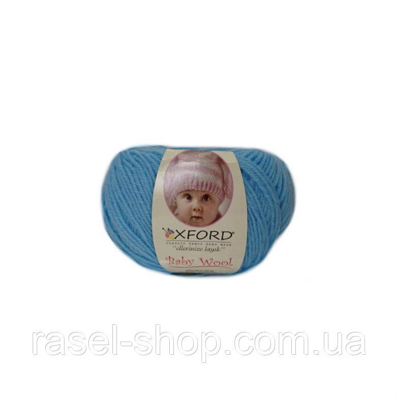 пряжа Oxford Baby Wool 01 для ручного вязания продажа цена в
