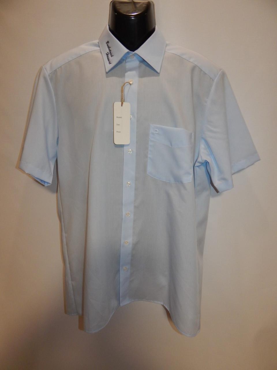 Мужская рубашка с коротким рукавом Olymp (022КР) р.50