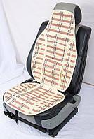 Vitol Накидка на сиденья бамбуковая SC9109 (2шт)